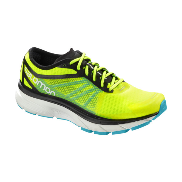Salomon Sonic RA Homme Safety Yel / B Blue Curacao