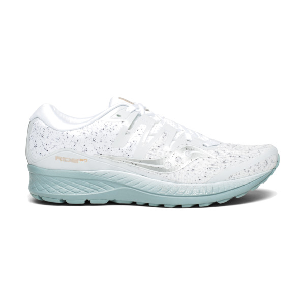 Saucony Ride ISO 10 Homme White