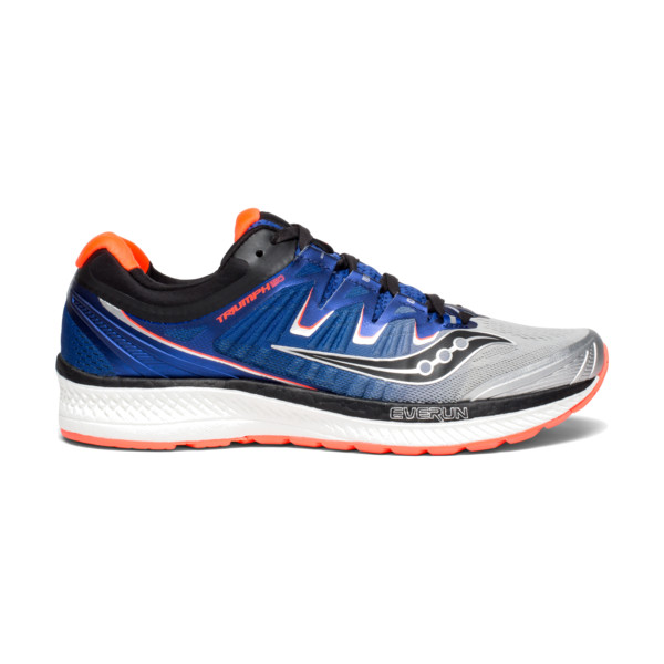 Saucony Triumph Iso 4 Homme Sil / Blu / Vizred