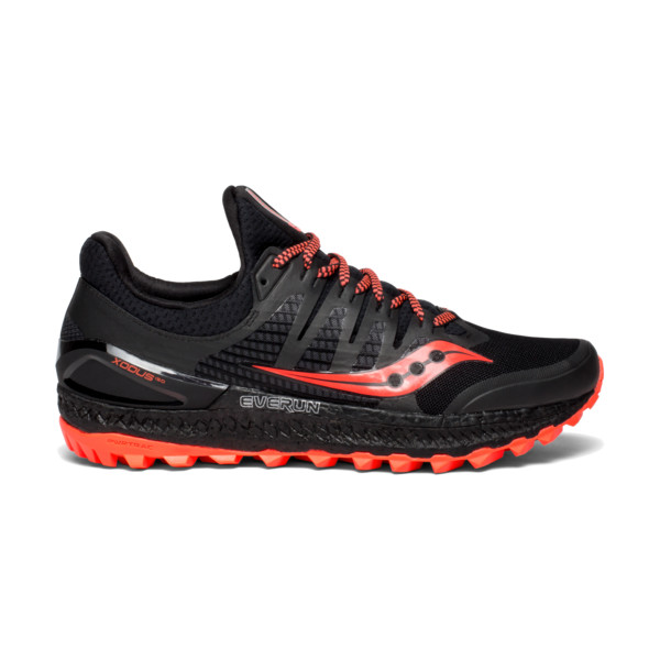 Saucony Xodus ISO 3 Homme Blk / Vizred