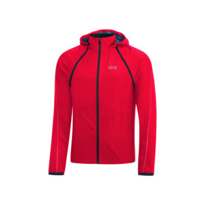Gore Veste essential Zip OFF Homme Red