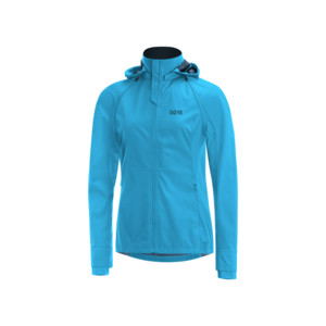 Gore Veste essential Lady Zip OFF Femme Cyan / Black