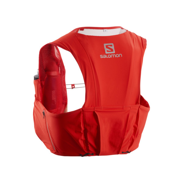 Salomon S/Lab Senseltra 8 Set Fiery Red