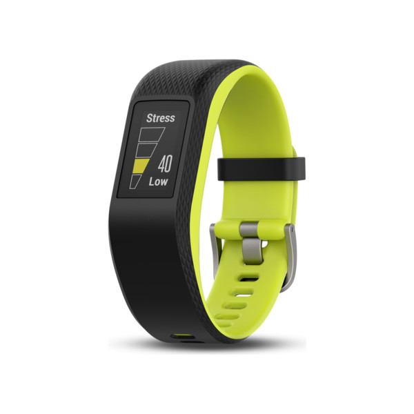 Garmin Vivosport poignet grand Limelight