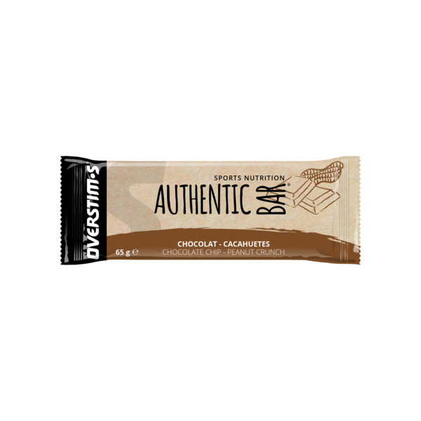 Overstim Authentic Barre chocolat