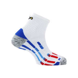Thyo Pody Air Run Blanc / Tricolore