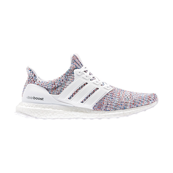 Adidas Ultraboost Homme Ftwwht/ftwwht/blue