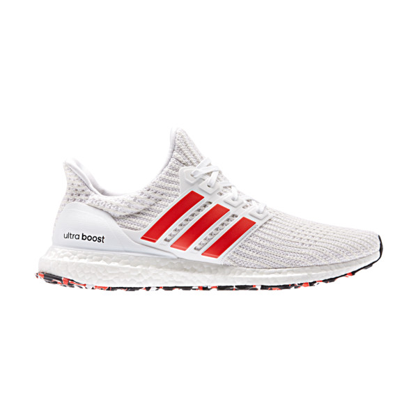 Adidas Ultraboost Homme Dtwwht/actred/cwhite