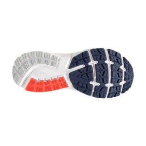 Brooks Ghost 11 Femme Navy/coral/grey