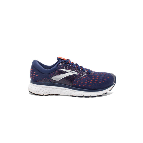 Brooks Glycerin 16 Femme Navy/coral/white