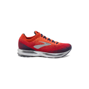 Brooks Levitate 2 Homme Orange/red/navy