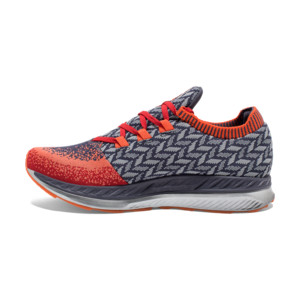 Brooks BELDAM Homme Red/orange/grey