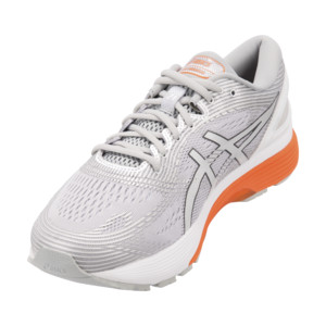 Asics Gel Nimbus 21 Homme Grey/white