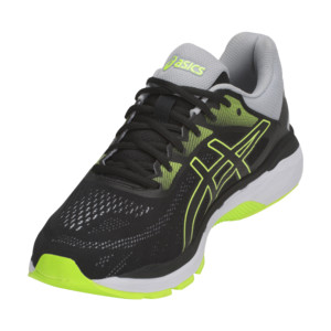 Asics Gel Pursue 5 Homme Black/hazard Green