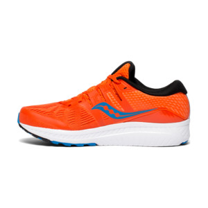 Saucony Ride ISO 10 Homme Orange/blue
