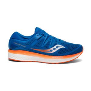 Saucony Triomph Iso 5 Homme Blue/orange