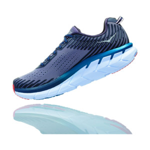 Hoka Clifton 5 Homme Frost Gray/ebony
