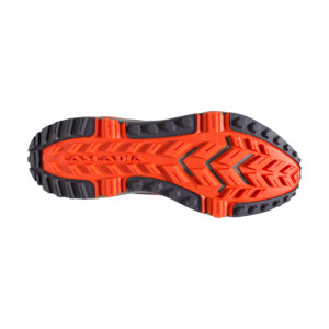 Brooks Cascadia 13 Homme Red/orange/grey