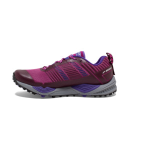 Brooks Cascadia 13 Femme Aster/fig/purple