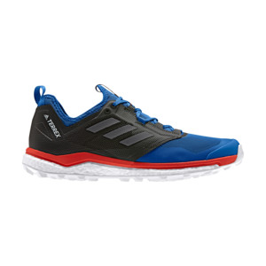 Adidas Terrex Agravic Homme Blubea/grefiv/actred