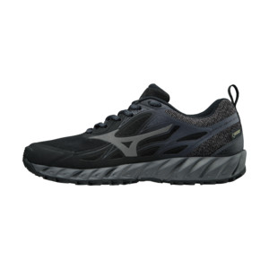 Mizuno Wave Ibuki Goretex Homme Black/metalshad/darkshad