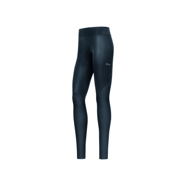 Gore R3 PARTIAL WINDSTOPPER LONG TIGHT Femme Black