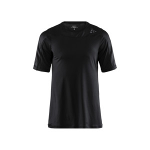 Craft Shade T-Shirt Homme Noir