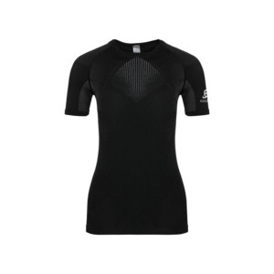 Odlo T-Shirt MC Active Spine Pro Femme Black