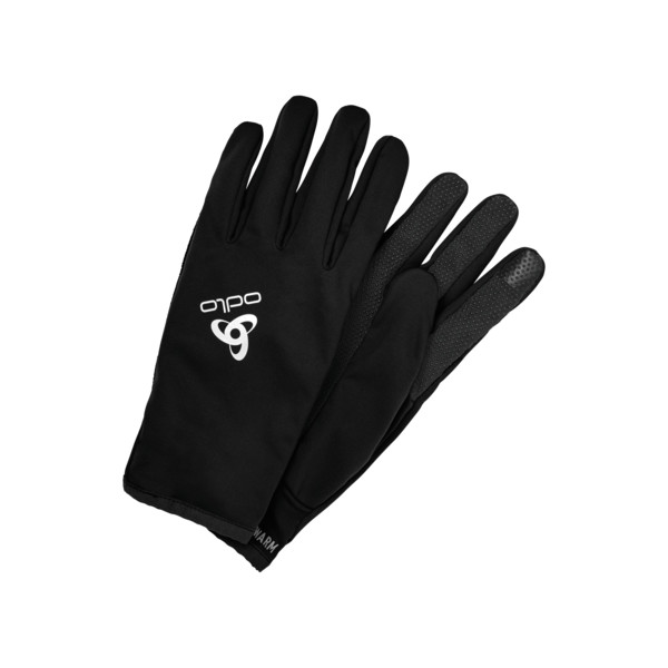 Odlo Ceramiwarn Grip Gloves Noir