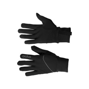 Odlo Intensity Safety Light Gloves Noir