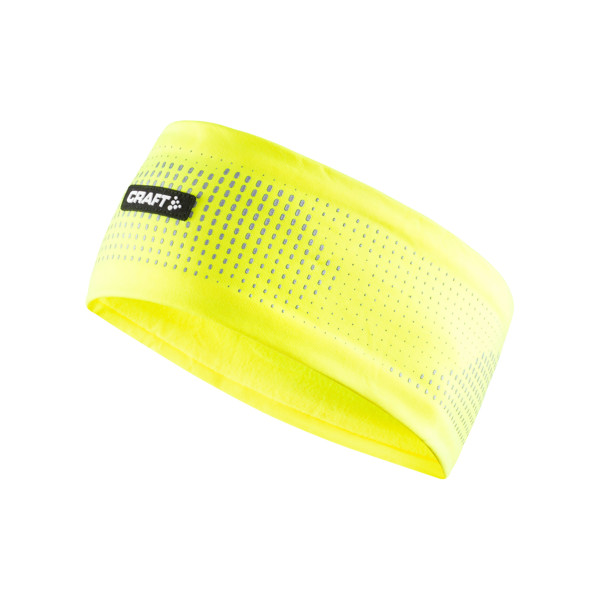 Craft Bandeau Thermal Brillant Yellow