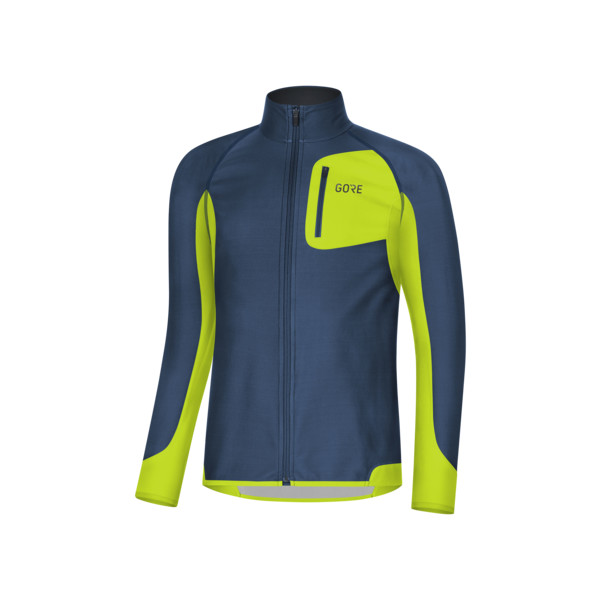 Gore R3 Partial Windstopper Femme Ibiscus Ruge