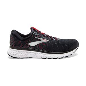 Brooks Glycerin V17 Homme Black/ebony/red