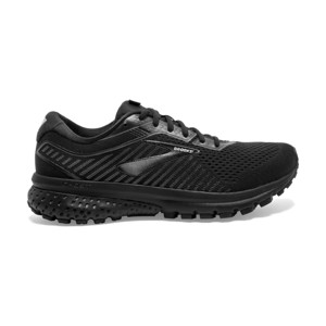 Brooks Ghost V12 Femme Black/ebony