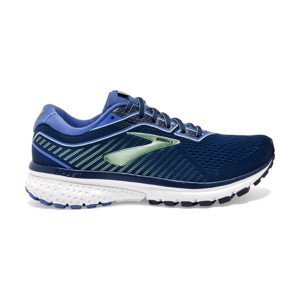 Brooks Ghost V12 Femme Peacoat/blue/aqua