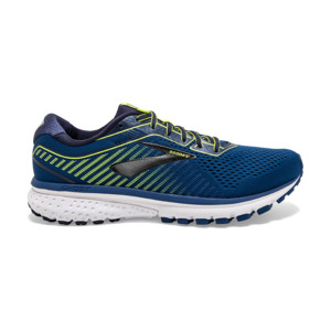 Brooks Ghost V12 Homme Blue/navy/nigtlife