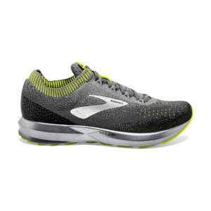 Brooks Levitate V2 Homme Grey/nightlife/black