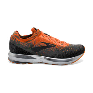 Brooks Levitate V2 Homme Orange/ebony/black