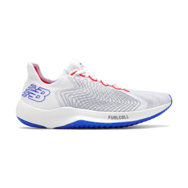 New Balance Fuelcell Rebell Homme White