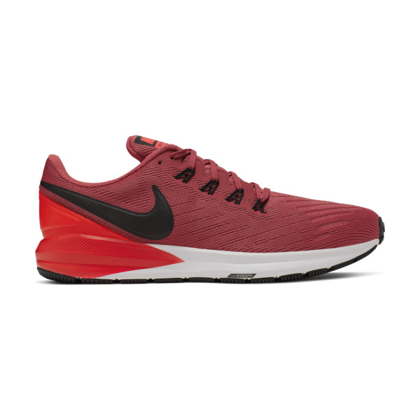 Nike Air Zoom Structue V22 Homme Rouge