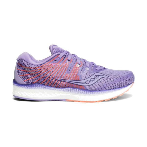 Saucony Liberty ISO 2 Femme Pur/pea