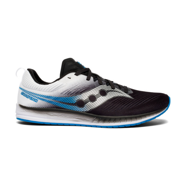 Saucony Fast Switch 9 Homme Blk/wht