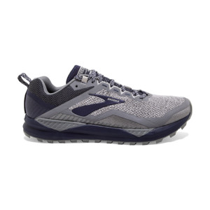 Brooks Cascadia V14 Homme Grey/navy