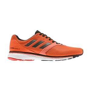 Adidas Adizero Adios V4 Homme Solar Red Orange