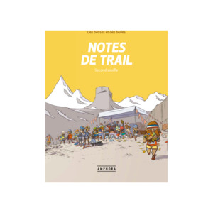 Amphora NOTE DE TRAIL Second souffle