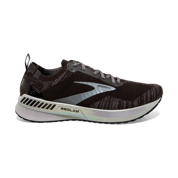 Brooks Bedlam 3 Homme Black / Grey / Black