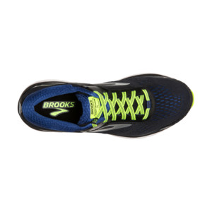 Brooks Défyance 11 Homme Black / Blue / Nightlife
