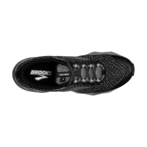 Brooks Divide 1 Homme Black / Grey / Burnt Ochre