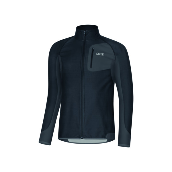 Gore Maillot R3 Partial GWS Homme Black / Terra Grey