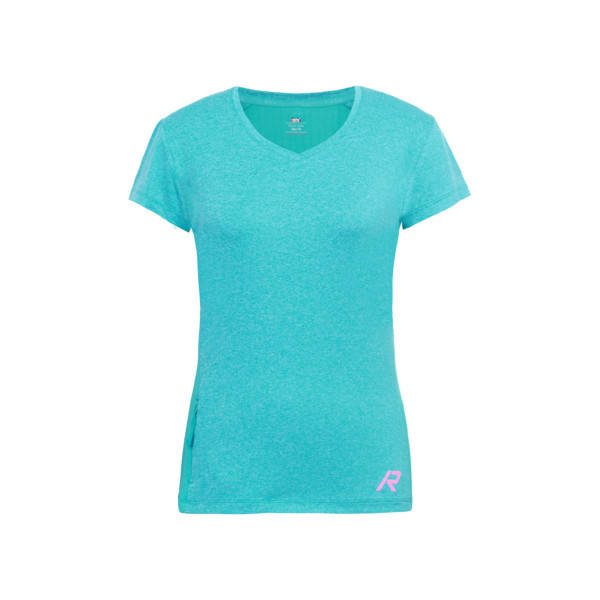 Li-Ning Tee-shirt Maanovilja Femme Vert
